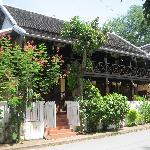 Front of Villa Baan Lakkham