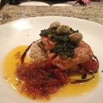 amazing salmon dish