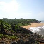 Cristal clean beach