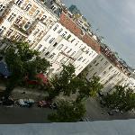 Terassen på Hotel Otto, Berlin