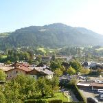 view towards Kitzbuhelerhorn