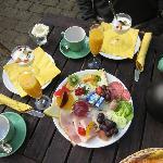 Vital-Frühstück im Andreassadel