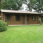 The Lonestar cabin