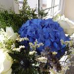 A Wedding Flower arrangement