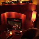 Muse Restaurant & Lounge Fire Place