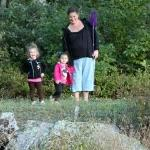 Me and my girls at High Point SP.