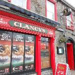 Jack Clancy's Pub in Bruff, Ireland.