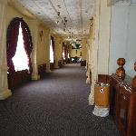 hallway by rooms