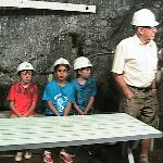 Learning all about the safe room