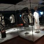 Per SPook haute couture exhibit