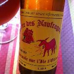 Biere des Naufragés ..a ramener absolument !