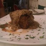 Steak Fillet with Peppercorn Sauce