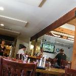 Interior Sugarloaf Cafe