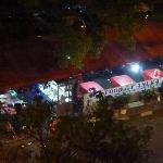 Food Stall opposite hotel