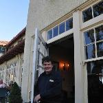 Dennis. The Face of The Columbia Gorge Hotel