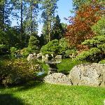 Japanese Garden in Manito Park