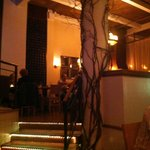 This is the upper part of Scarpina Restaurant.  Very pretty