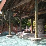 Amazing Pool Bar!