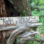 trail to Keeha Beach