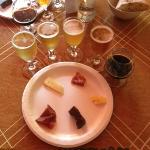 Beer pairings at Spuyten Duyvil