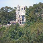 View of Gillette Castle from the Riverboat.