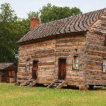 Birth place of President James K Polk