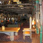 Lobby at Paradise Inn