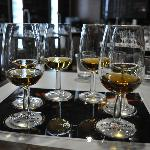 A tasting of Whisky!
