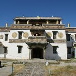 The Monastery of Erdene Zuu