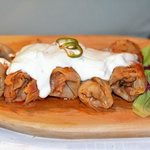 Sarmale (cabbage rolls)... wonderfully presented and tasty