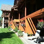 Photo de The Lodge at Sandpoint