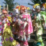 Mummers /PA Derby Day
