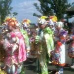 Mummers/ PA Derby