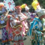 Mummers/PA Derby
