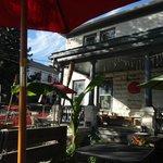 Monsoon Siam outdoor patio