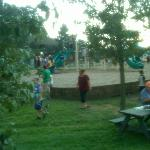 Parx Racing Outdoor Playground