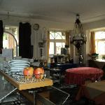 Breakfast room/Czech restaurant