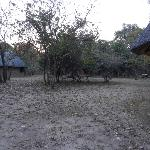 Luangwa Wilderness Lodges - deserted