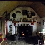 Cottage hinterm Farmhaus