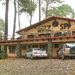 El SPA Planta baja cuartos de masaje, Alta alberca y Vapor Sauna