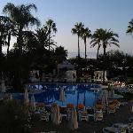 Swimming pool at Iberostar Coral Beach