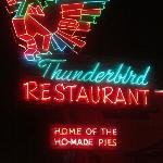 Thunderbird Restaurant at the Best Western