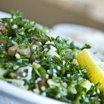 Fresh Tabouli Salad