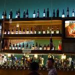 50+ draft beer choices at Beer Zone