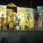 l'equipe spectacle le roi lion