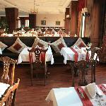 restaurant view (indoor)