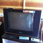 beach hut tv