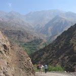 trek from Imlil