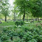 Park in Russell Square
