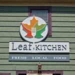 Foto de Leaf Kitchen